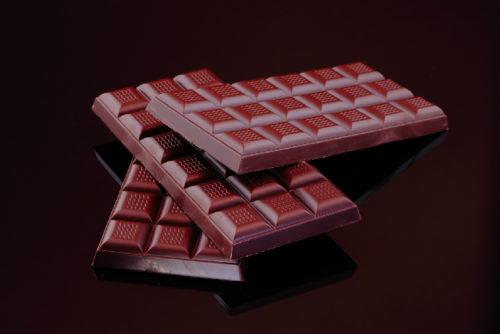 tablette de chocolat noir Manon