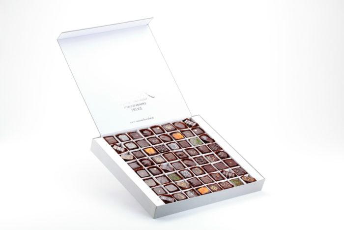 Coffret chocolats fins Manon