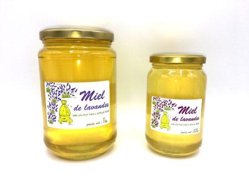 miel de lavande provence