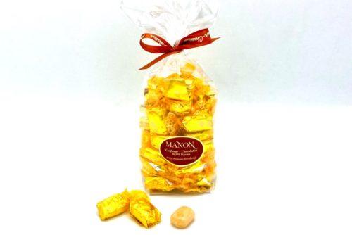 Sachet de bonbons au miel