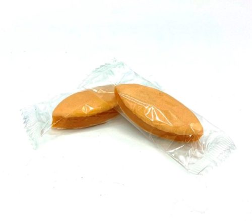 Calissons caramel beurre salé emballés individuellement