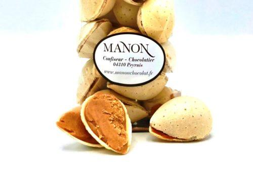 Amandons praliné orange citron Manon